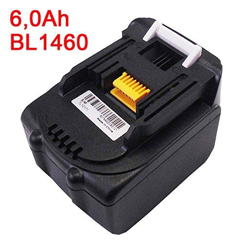 Preisvergleich Produktbild 6,0Ah Werkzeug Akku Makita BL1430 BL1415 BL1440 14,4V Lithium Ion