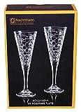 Spiegelau & Nachtmann, 2-teiliges Sektgläser-Set, Kristallglas, 200 ml, Bossa Nova, 0099527-0