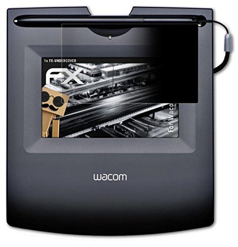 Wacom STU-520 Blickschutzfolie - atFoliX FX-Undercover 4-Wege Sichtschutz Blickschutzfilter Displayschutzfolie