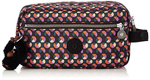 Kipling - K13363B94 - Trousse de toilette, Party Dot Pr P (Multicolore)