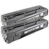 2 TONER IBC XXL C4092A für HP LaserJet 1100/ 1100 A/ 1100 A SE/ 1100 A XI / 1100 SE / 1100 XI