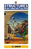 Structures Or Why Things Don't Fall Down (Penguin Science) by J E Gordon (1991-06-04)