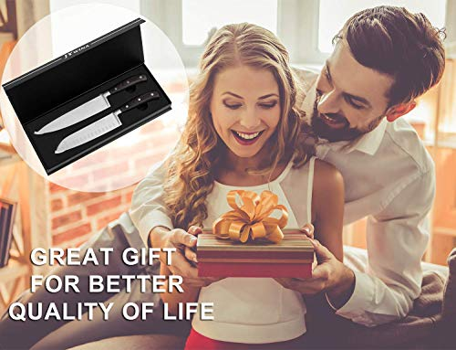 50% OFF 2-Piece Ultra Sharp Chef Knives