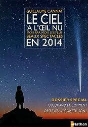 Le ciel à l'oeil nu en 2014