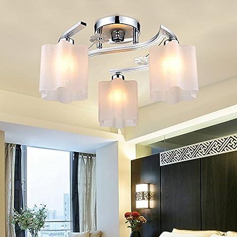Moderno e minimalista in alluminio lampade da