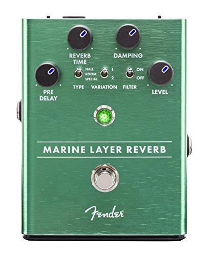 Fender Marine Layer Reverb Pedal - Reverb