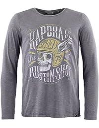 9deadf01334b6 Kaporal Jeans - Kaporal Jeans T-shirt à manches longues pour homme Mosco