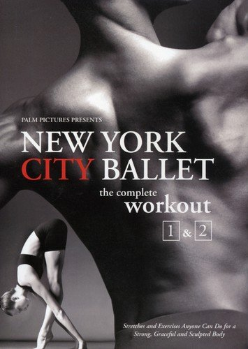 Runde Front 14 (New York City Ballet - The Complete Workout 1 & 2 [Deluxe Edition] [UK Import] [2 DVDs])