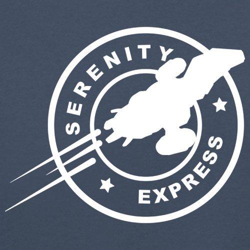 Serenity Express - Herren T-Shirt - 13 Farben Navy