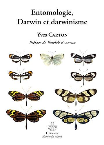 Entomologie, Darwin et darwinisme