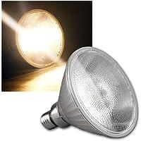 PAR38 faretto, COB LED, luce bianca calda, 980 lm, 13 W