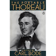 The Portable Thoreau (Portable Library) by Henry David Thoreau (1964-01-01)