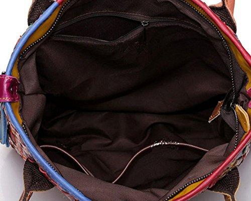 Eysee, Borsetta Da Donna Multicolore