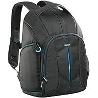 """Cullmann 97865 DayPack 600 Plus Sydney Pro Sac à dos pour appareil photo DSLR et tablette 10,1"""" Protection soleil/pluie incluse - 320 x 250 x 150 - Noir"""