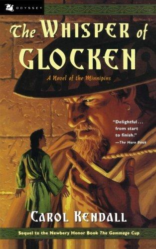 The Whisper of Glocken (Carol Kendall's Tales of the Minnipins (Paperback)) (Glocke Magie)