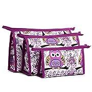 Contenuto del pacco: 1 Set Cosmetic Bag (3 PCS)