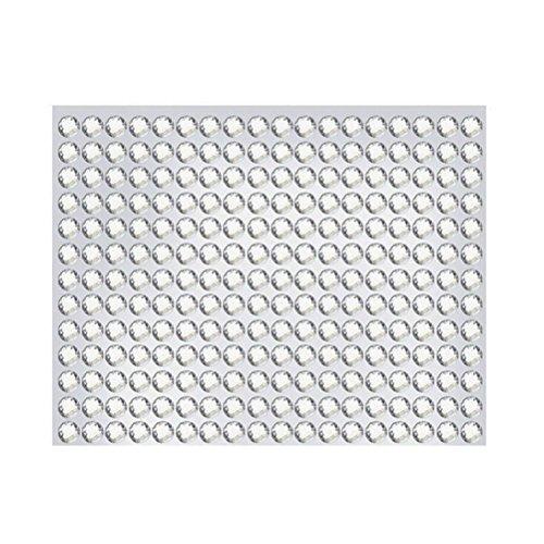 Preisvergleich Produktbild Autos Sticker - TOOGOO(R)504 Stueck 5mm DIY Bling Crystal selbstklebende Strass Sticker