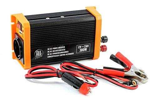 12V TRANSFO TRANSFORMATEUR 300 / 600W 12 V 220V CONVERTISSEUR BATEAU VOITURE