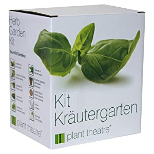 Herb Garden Seed Kit Gift Box - 6 Different Herbs to Grow