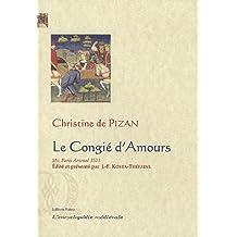 Le Congié d'Amours : Manuscrit Arsenal 3523