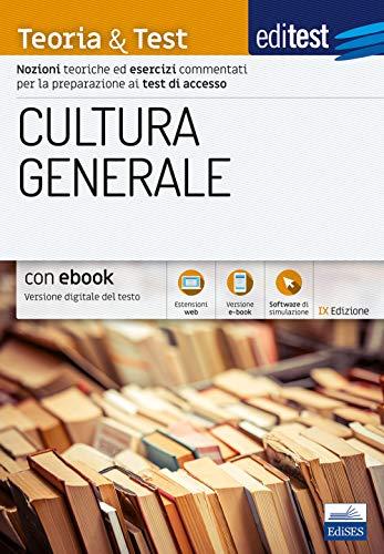 Zoom IMG-2 cultura generale nozioni teoriche ed
