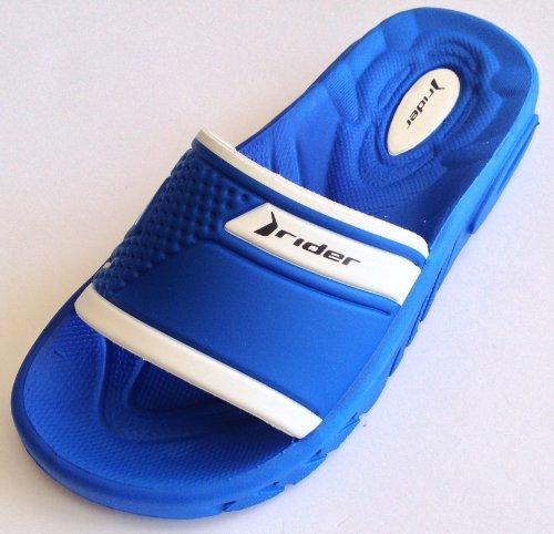 Rider Arena Kids FF blue/blue/white Blue/blue/white
