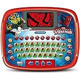 Clementoni - Tableta de juegos Spiderman varios colores