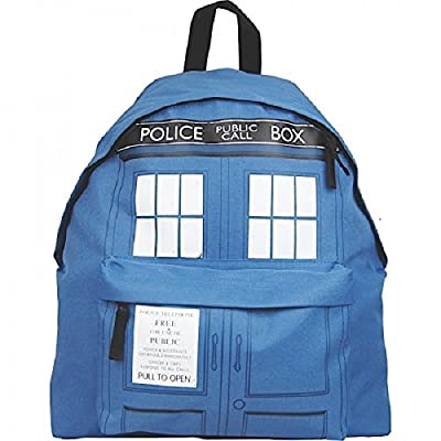 Doctor Who Tardis Sac à dos
