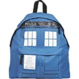 Zainetto Doctor Who Tardis