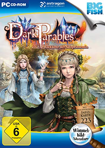 Dark Parables: Die Rückkehr der Salzprinzessin [ ] (Der Die Rückkehr)