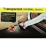 Transparente doorsill Guardia coche protección película vinilo adhesivo 8cm x5m