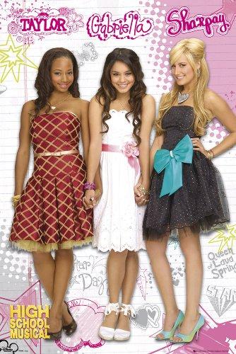 95695 Empire High School Musical Donne - TV Movie Poster - 61 x 91.5 cm