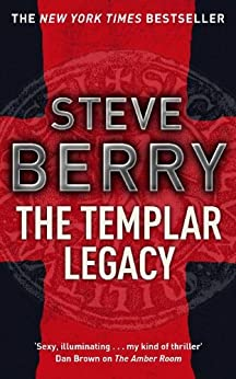 The Templar Legacy: Book 1 (Cotton Malone Series) by [Berry, Steve]