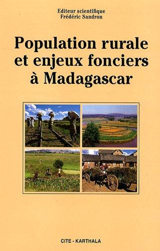 Pdf Population Rurale Et Enjeux Fonciers A Madagascar Epub Mbrozijemeinhard