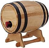 Botte da vino - Contenitore per il vino - Capacità: 5,5 litri