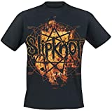 Slipknot T-Shirt schwarz XL