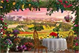 Póster 30 x 20 cm: Tuscany Hills de Dominic Davison/MGL Licensing - impresión artística póster artístico