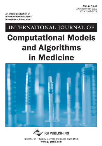 International Journal of Computational Models and Algorithms in Medicine (Vol. 2, No. 3) Black Medicine Vol 2