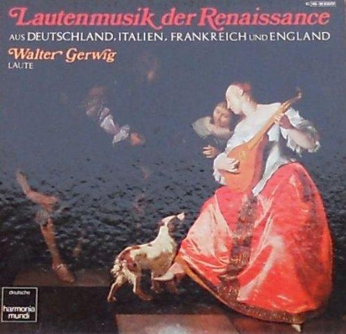 Lautenmusik der Renaissance (VINYL-BOX)