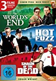 Cornetto Trilogy [3 DVDs]