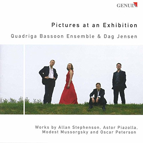 Preisvergleich Produktbild Bilder einer Ausstellung - Werke für Fagottensemble