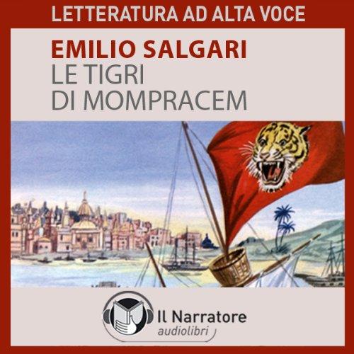 Le Tigri di Mompracem  Audiolibri