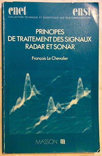 Principes et Traitement des Signaux Radar et Sona