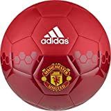 #6: STC MUFC Red Football Size-5