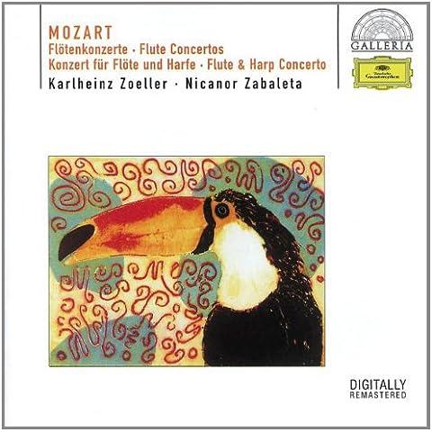 Conc.Flauta Y Arpa (E.Marzondorfer)