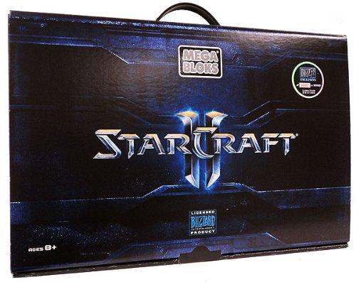 Preisvergleich Produktbild Mega Bloks Starcraft II Battlecruiser Limited Edition Set limitiert auf 3000 Stück Exclusive für BlizzCon 2011