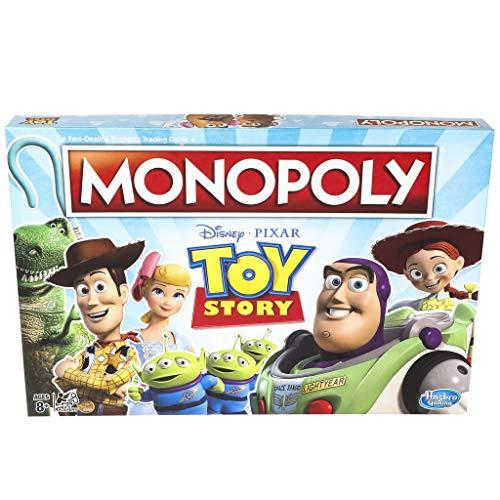 Monopoly Toy Story - Juego de Mesa para Familia y niños Mayores de 8 años 6