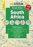 Road Atlas South Africa 1 : 1 250 000 (Mapstudio)