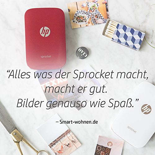 HP Sprocket Fotodrucker - 2