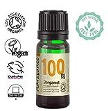 Naissance Olio di Bergamotto Biologico - Olio Essenziale Puro al 100% - Certificato Biologico - 10ml